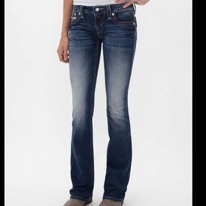 Rock revival- caress boot jeans